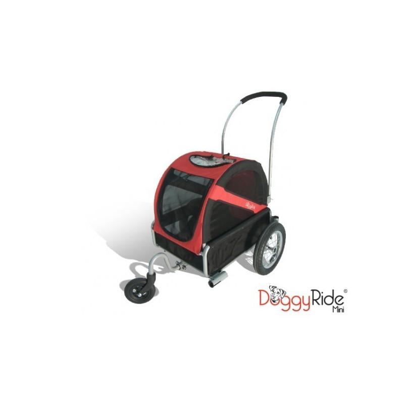 doggyride mini remorque poussette pour chien. Black Bedroom Furniture Sets. Home Design Ideas