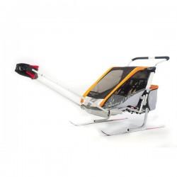 Thule chariot ski kit & wandelset
