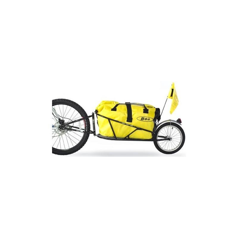 remorque mono roue bob yak. Black Bedroom Furniture Sets. Home Design Ideas