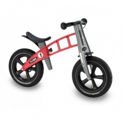 Loopfiets Firstbike Big Aplle met rem