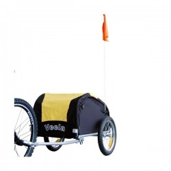 Veela cargo bike trailer