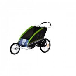 BXTrailers SE2 fietskar groen