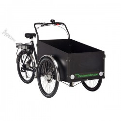 Christiana Greenpower bakfiets (electrisch)
