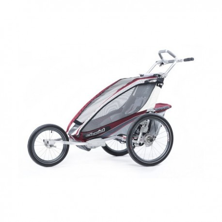 thule chariot jogging set cx 2. Black Bedroom Furniture Sets. Home Design Ideas