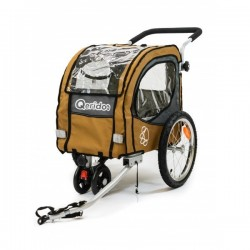 Qeridoo Petsmall dog bike...