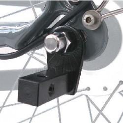 Croozer bike trailer hitch