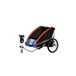 BXTrailers SE2 fietskar oranje