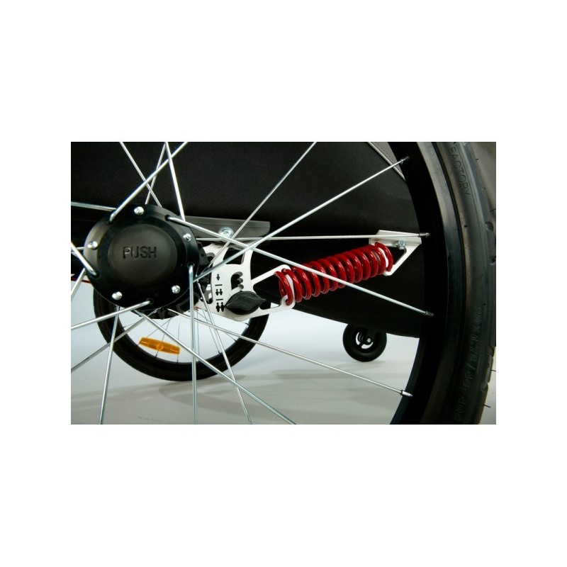 burley solo bike trailer manual