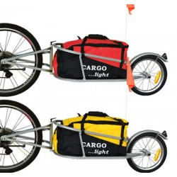 Cargo trailer bagagefietskar