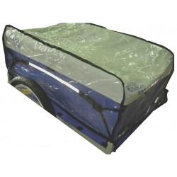 Croozer cargo regenscherm