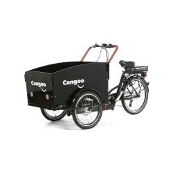 child cargo trike cangoo groovy e