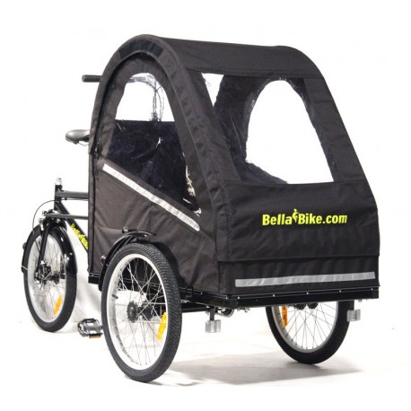 bellabike 2 electric child transport trike. Black Bedroom Furniture Sets. Home Design Ideas