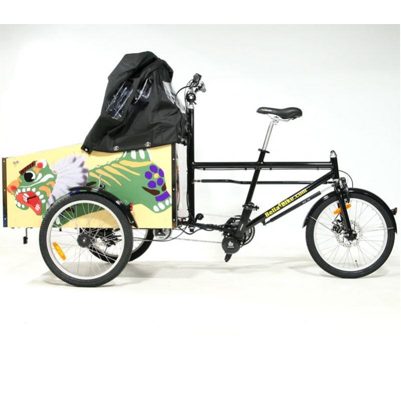 Motorcycle Parts In Germantown Mail: Bellabike 2 Electric Child Transport Trike