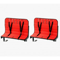 BellabBike cushion set (2 seats)