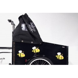 BellabBike rain cover S