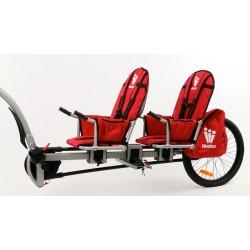 Weehoo iGo 2 Passenger Bike Trailer