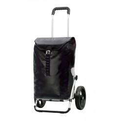 Royal Shopper bike trailer + ortlieb bag