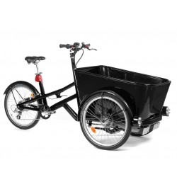 KidsCab T-box electric child transport trike