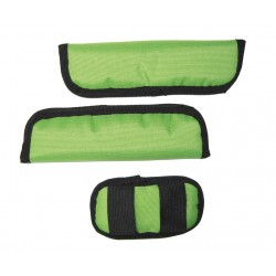Croozer green Belt Cushions-Set from 2014