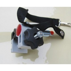 Universele bike trailer hitch for bike trailer