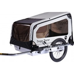Dog bike trailer Doggy tourer S