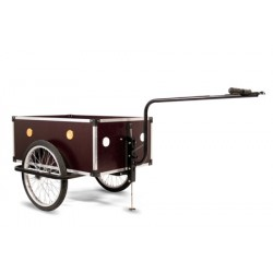 Roland Jumbo single towarm bicycle trailer
