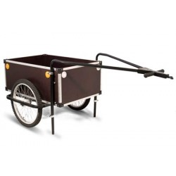 Roland Jumbo double towarm bicycle trailer