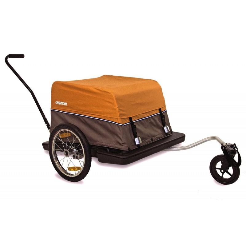 croozer cargo bicycle trailer. Black Bedroom Furniture Sets. Home Design Ideas