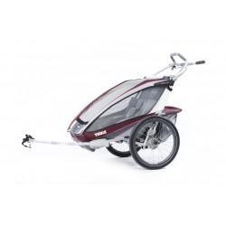 Thule CX 2 AQUA + fietsset