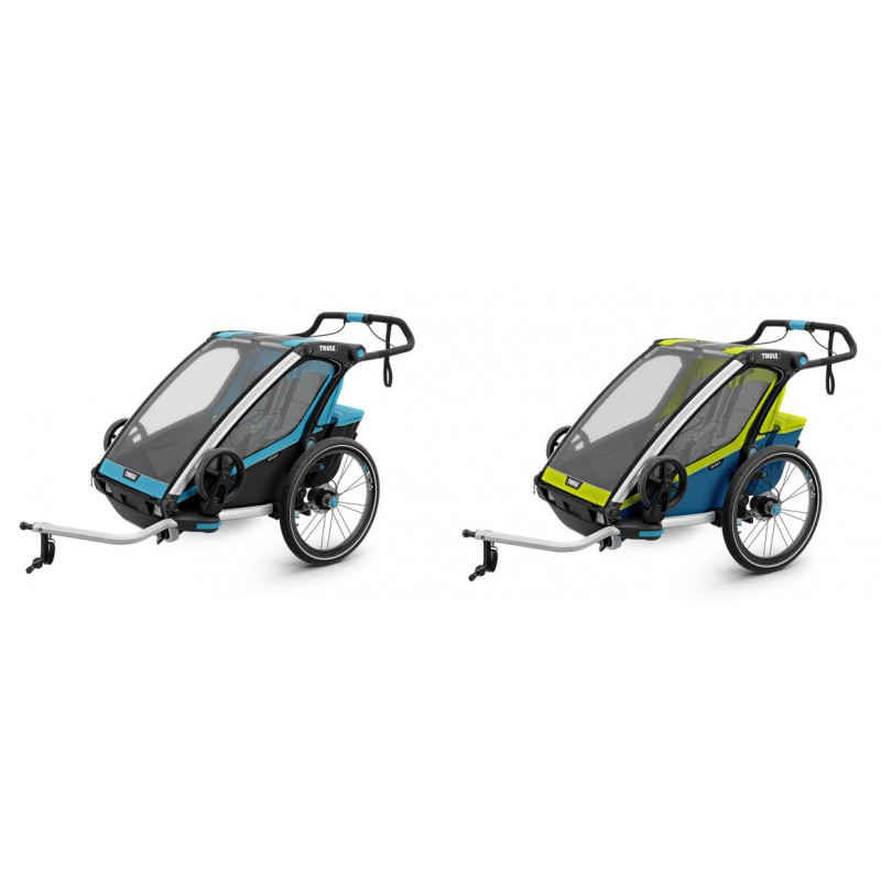 Thule Chariot Sport 2 Remorque V 233 Lo Thule