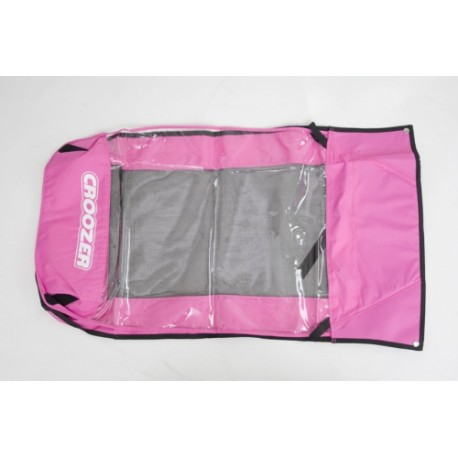 Croozer topcover pink