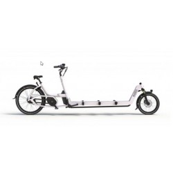 Urban Arrow Cargo flatbed 400 WH
