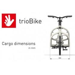 Triobike Cargo E cargo bicycle