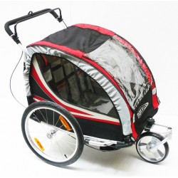 Maxxus 2 bike trailer