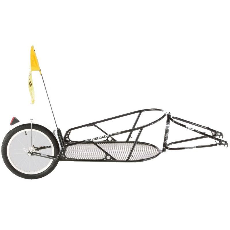 remorque mono roue bob yak 26 pouces sans sac. Black Bedroom Furniture Sets. Home Design Ideas
