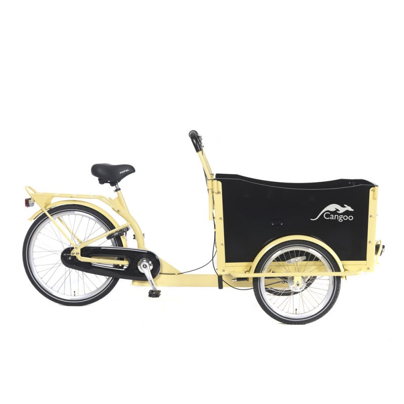 kindertransportfahrrad cangoo max. Black Bedroom Furniture Sets. Home Design Ideas