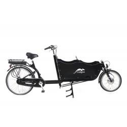 Child cargo bike Cangoo Downtown N7 plus E-bike