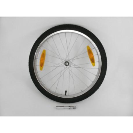 Croozer / Vantly dog wheel 20 inch (2005-2013)