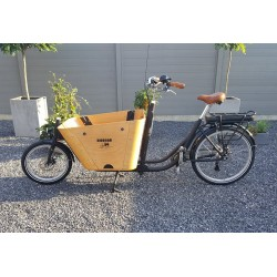 Child cargo bike Kidscab Kidz 2 E