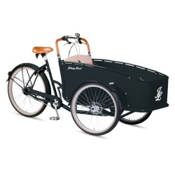 Johnny Loco Dutch Delight cargo bakfiets