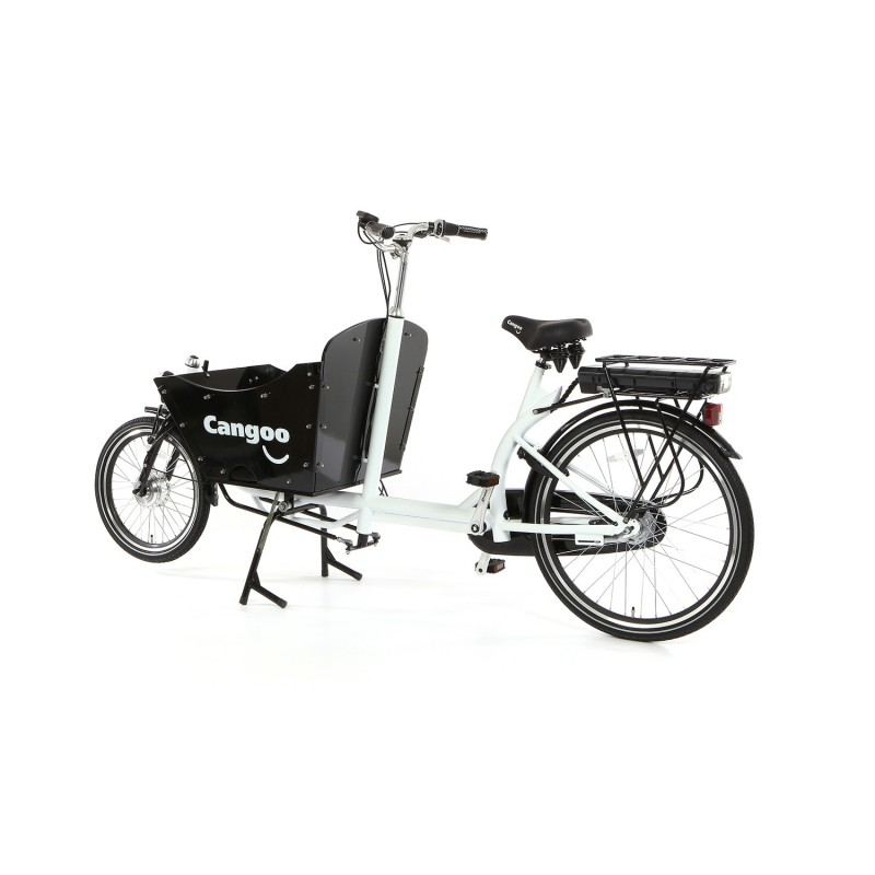 child cargo bike cangoo downtown e. Black Bedroom Furniture Sets. Home Design Ideas