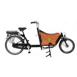 Child cargo bike Cangoo downtown E Taxi