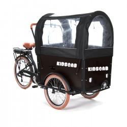 Child cargo trike KidsCab Basic-E