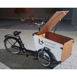 Child cargo trike KidsCab 4 kidz