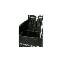 Winther Cargoo rear end seats