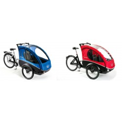 Winther Kangaroo Lite child cargo trike