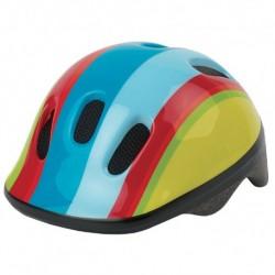 Polisport casque vélo enfant Rainbow XXS