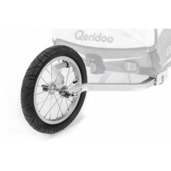 Qeridoo Joggerrad mit Gabelsystem für Einisitzer 2017