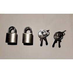 Nihola Posterbike padlock set