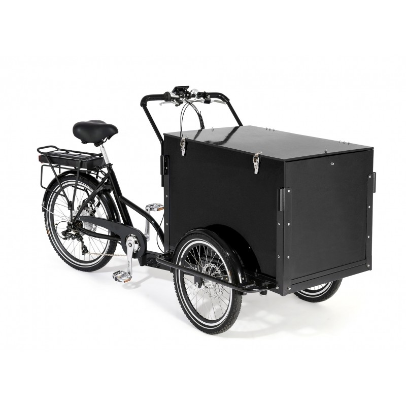 kidscab cargobox lastenfahrrad elektro. Black Bedroom Furniture Sets. Home Design Ideas